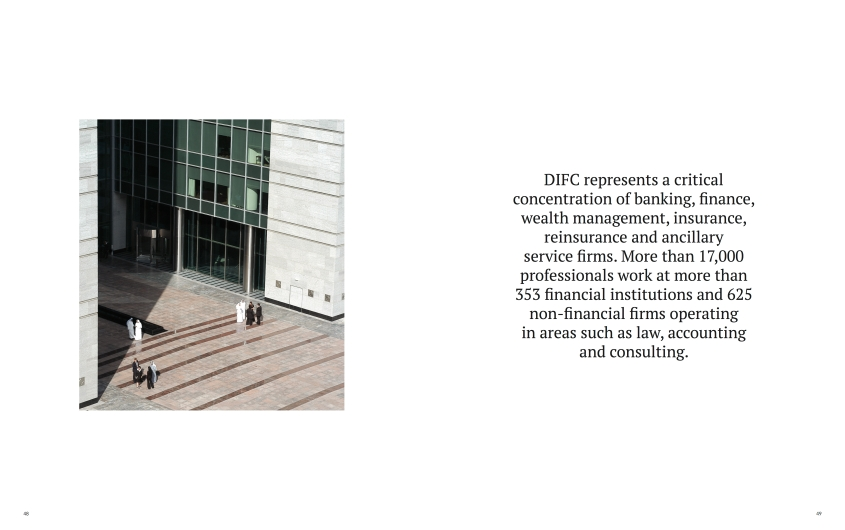 DIFC 10 Years of Success - sample pages 48-49