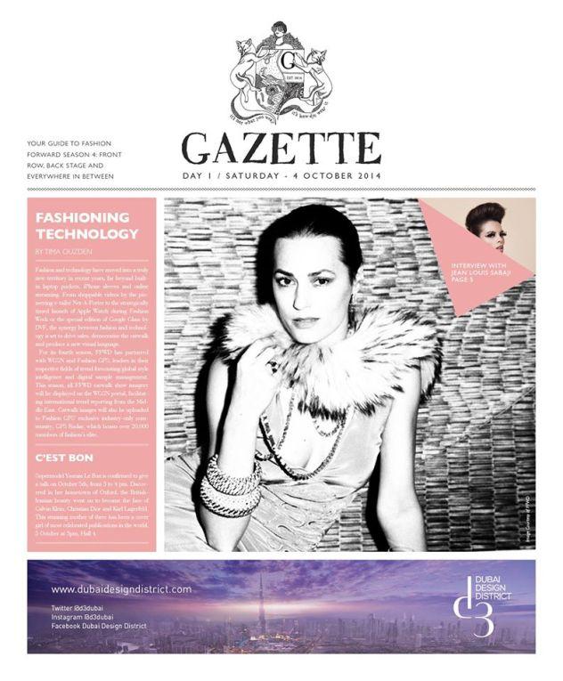Gazette 1