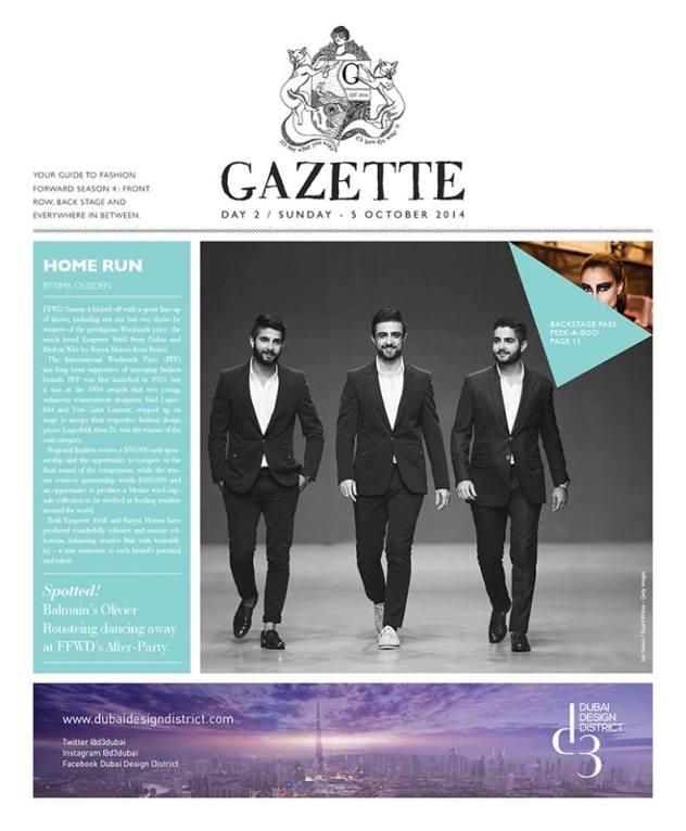 Gazette 3